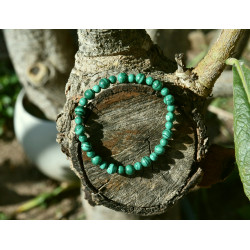 Malachite (4 + 6mm)