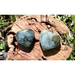 copy of Cœur labradorite PM